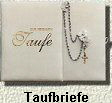 Taufbriefe